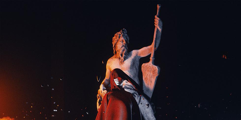 Zeus e a Musas