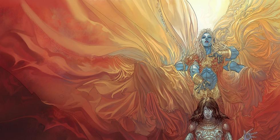 O Senhor Krishna, o Baghavad Gita e as Consciências Encobertas da Criação