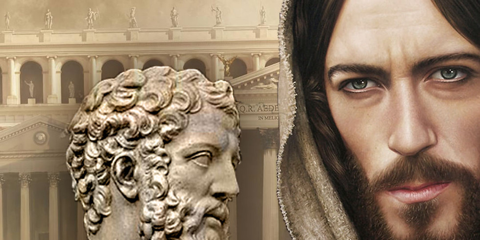 Apolônio de Tiana, Jesus e o Império Romano
