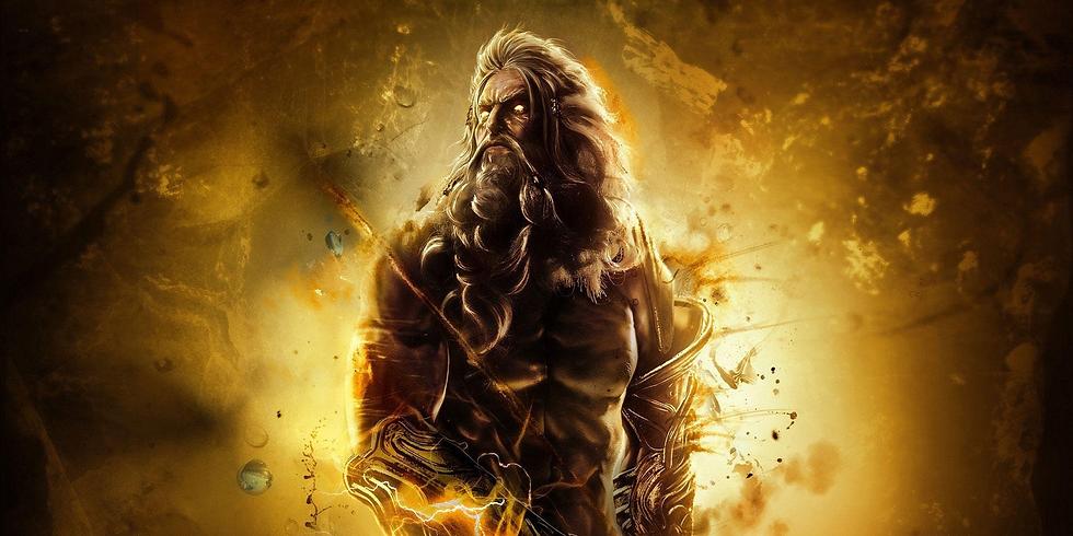 Zeus e os Reis Míticos de Atenas