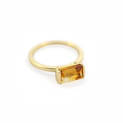 Bonbon Ring: Citrine