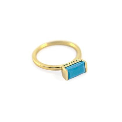 Bonbon Ring: Turquoise