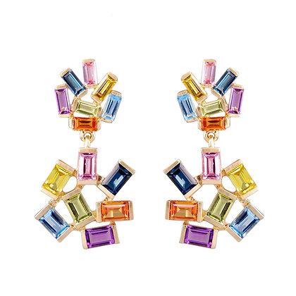 Double Jubilation Earrings