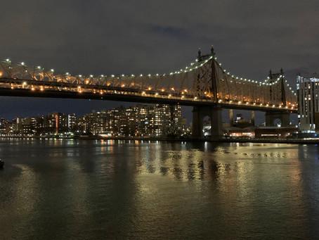 Hello, NYC!