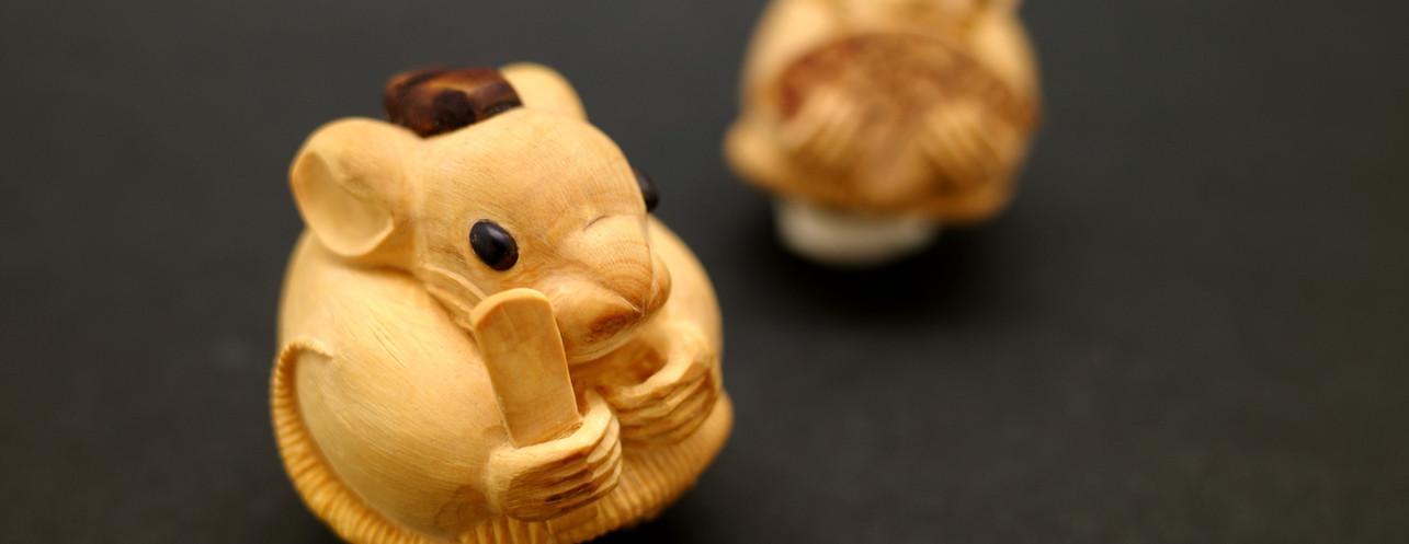 明日香オリジナル:雛鼠形:ひなねずみ