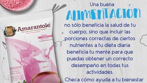 Amarantole, un aliado para combatir la depresión. A sonreír con Amarantole.