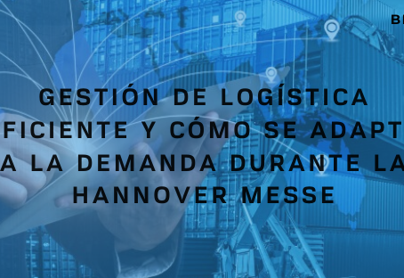 Los grandes retos a los que se enfrentan la industria de la logística y la distribución.