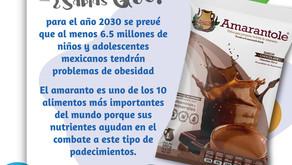 6.5 millones de niños y adolescentes mexicanos serán obesos en el 2030.