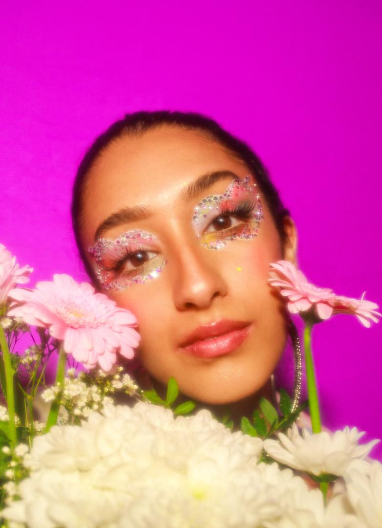 Raveena for Clash Magazine
