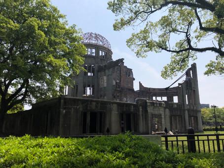 HIROSHIMA: A WISH FOR THE WORLD PEACE