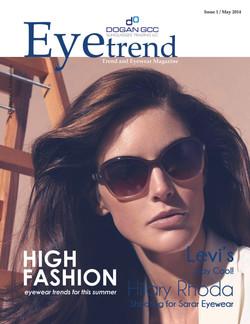 Eyetrend Dubai Edition 2014
