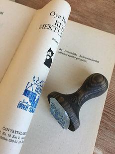 kitap exlibris