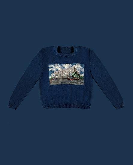 The Office sweater (men's M/L)