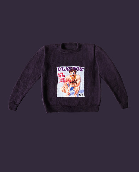 Clayboy sweater (men's M/L)