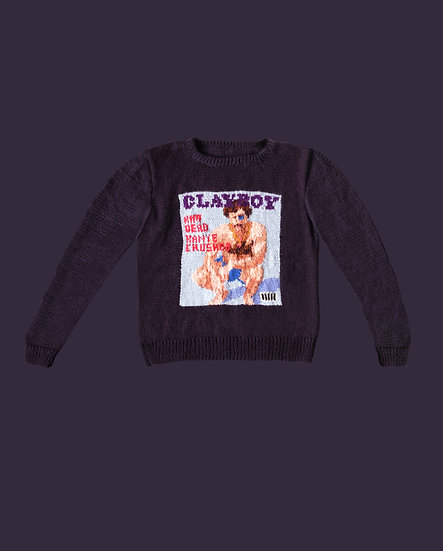 Clayboy sweater (women's XS/S)