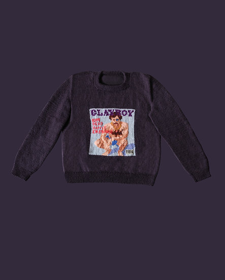 Clayboy sweater (men's M)