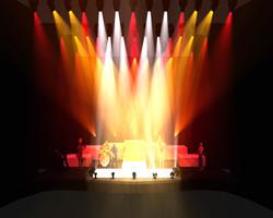 Pre-Viz for show in Lincoln Center