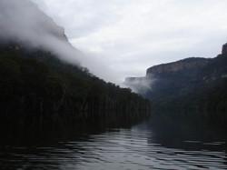 Misty Morning, Mystery River