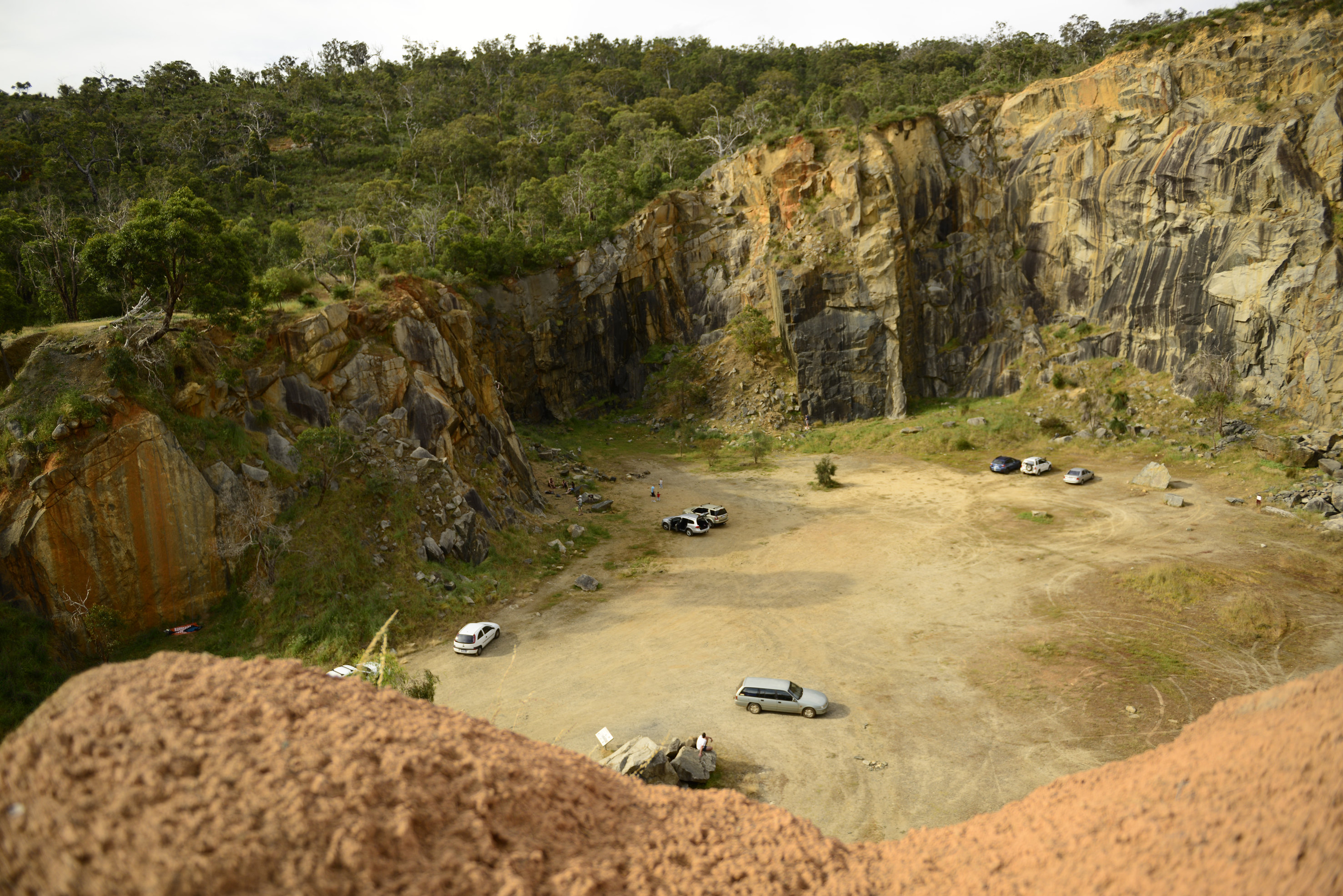 Mountain Quarry, Perth WA
