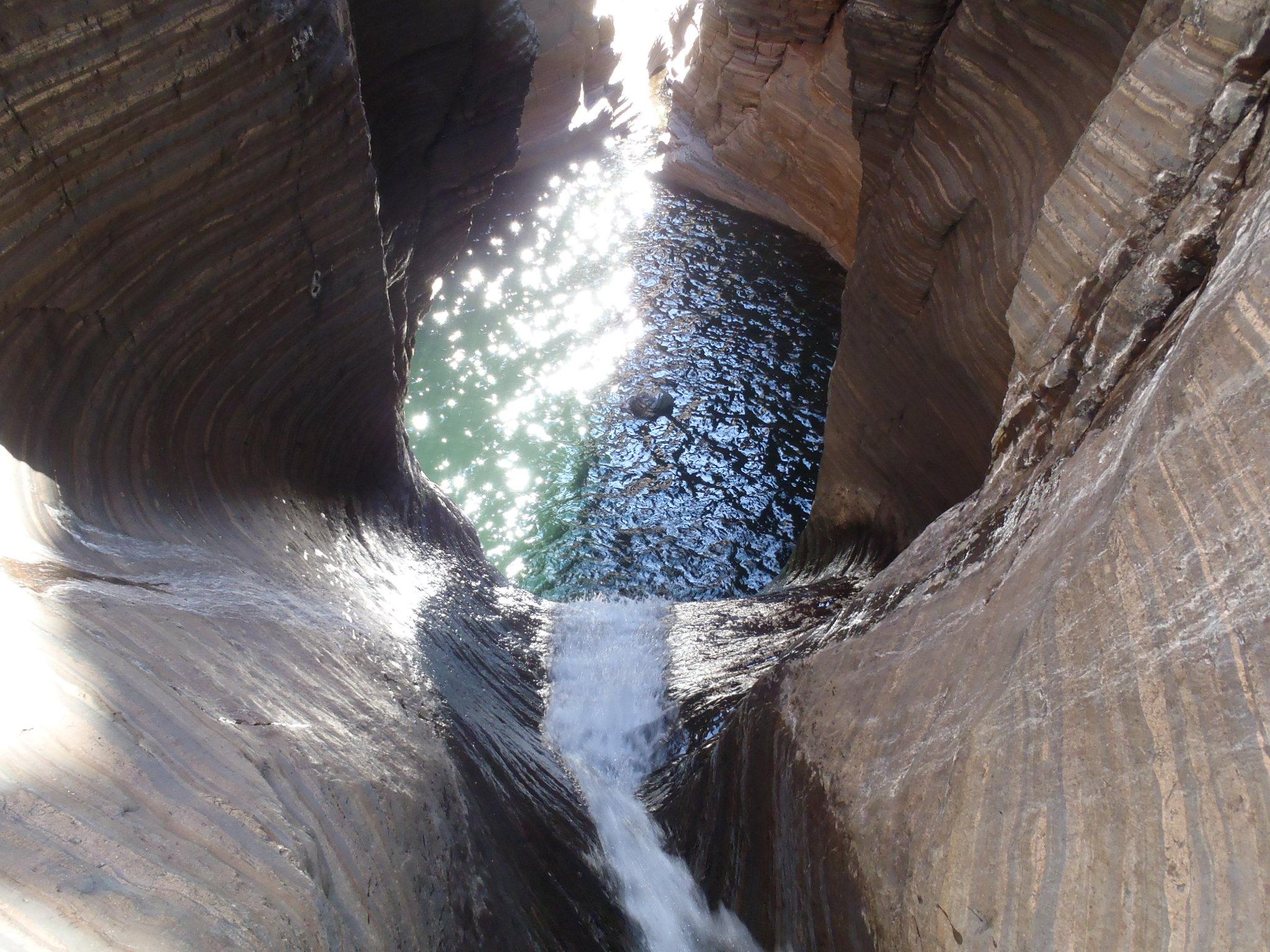 Karijini, Knox Gorge WA