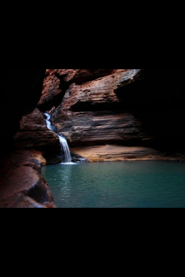 Jimmy Reagan's Pool, Karijini