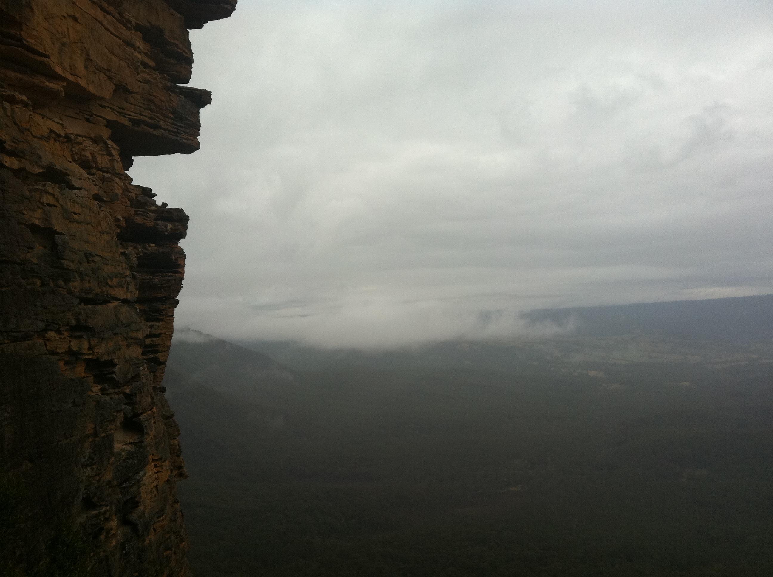 Misty Vista