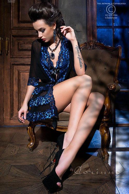 Diamond Line - Robe courte + string