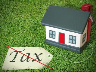 Senate Approves Mortgage Debt Forgiveness