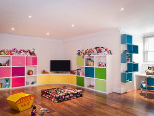 Buyers Want a Playroom for the Kids