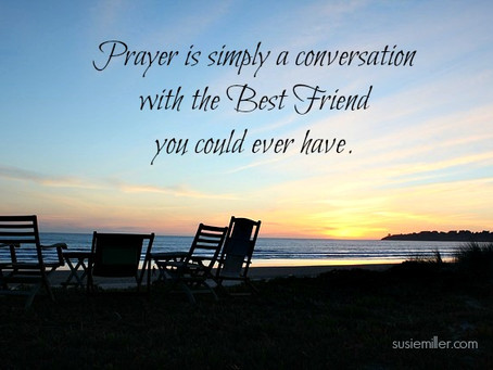 Hear What Others Say about Conversational Prayer