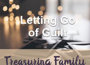 Letting Go of Guilt