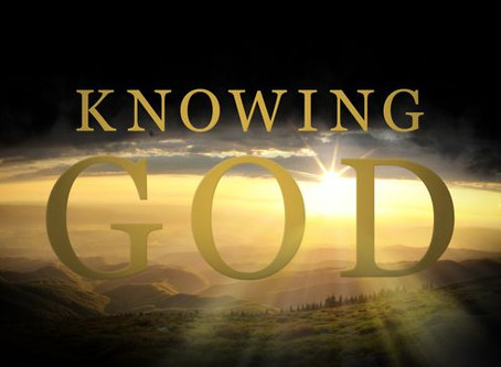 The  BIBLE (the Way to Know God)