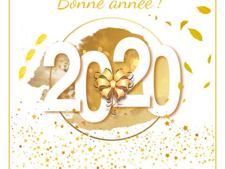 Newsletter de Janvier 2020