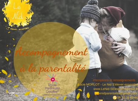 Accompagnement à la parentalité
