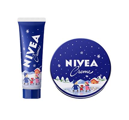 NIVEA限定デザイン缶2015