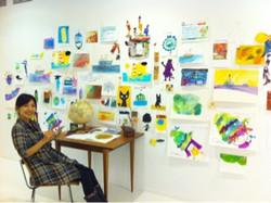 札幌芸術の森美術館リビングアート展~日常~(2011年)