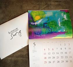 北広島市カレンダー2014