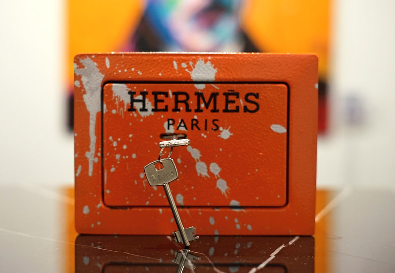 "Cofre ""Hermes"""