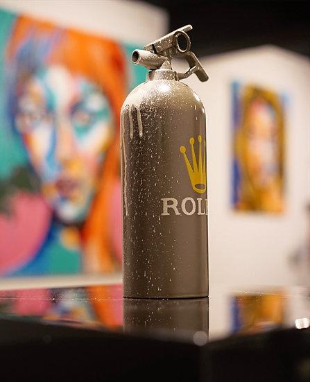 Extintor Rolex