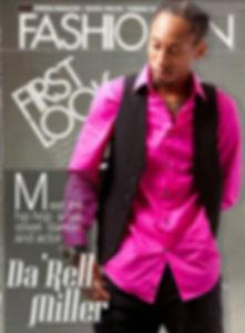 Da'Rell Miller in a magazine
