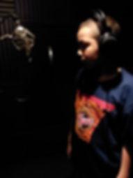 D3 at the studio
