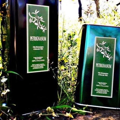 Lattina olio extravergine d'oliva biologico 5 lt.