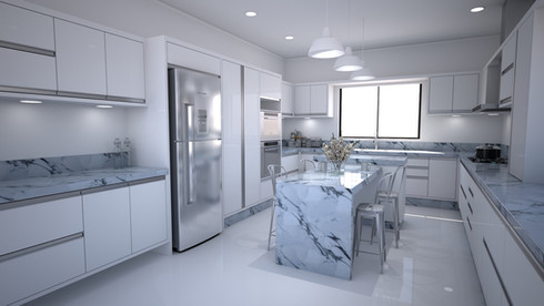 Condo kitchen