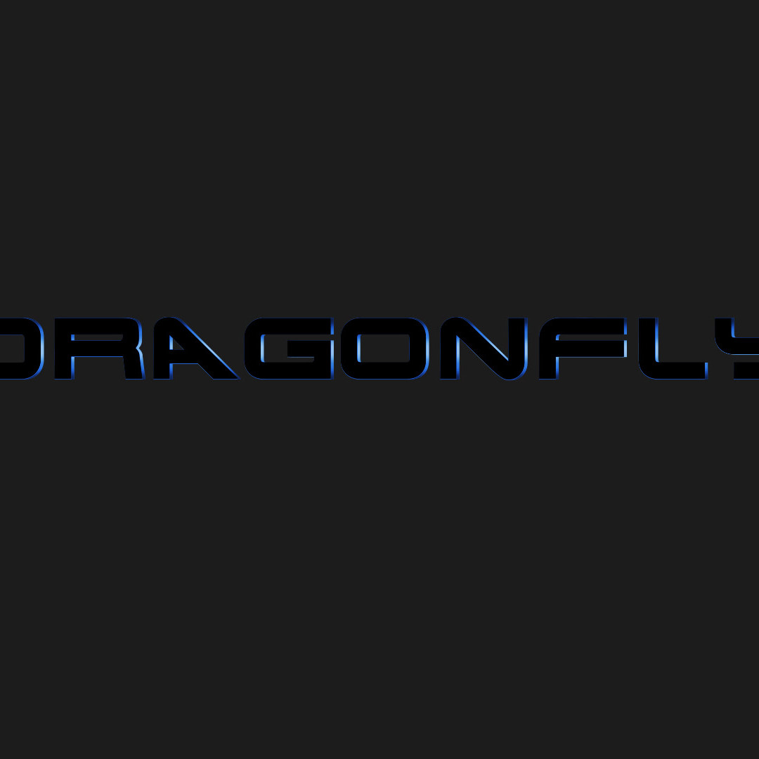 DRAGONFLY Logo animation