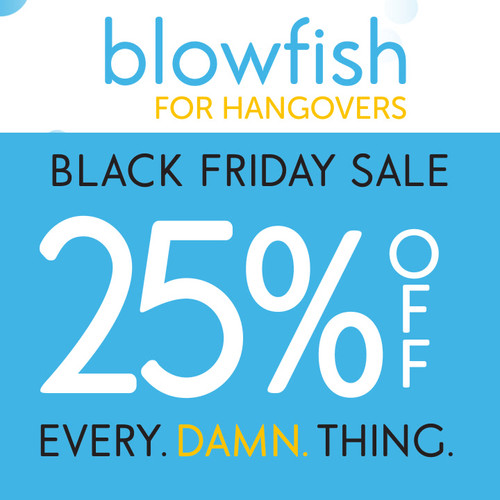 Blowfish Sale