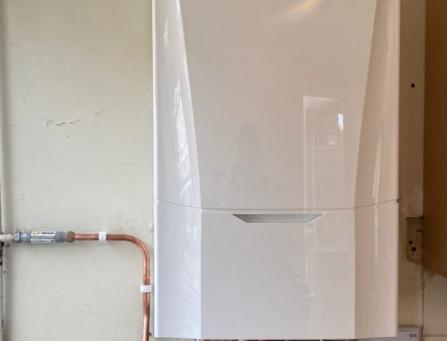 Customer Story - Combi Boiler installation in PO4