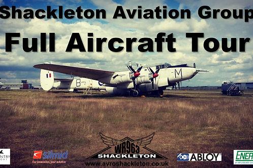 Full Aircraft Tour