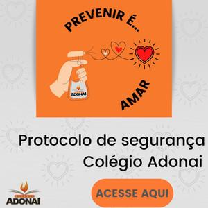 Protocolo de Segurança COVID-19