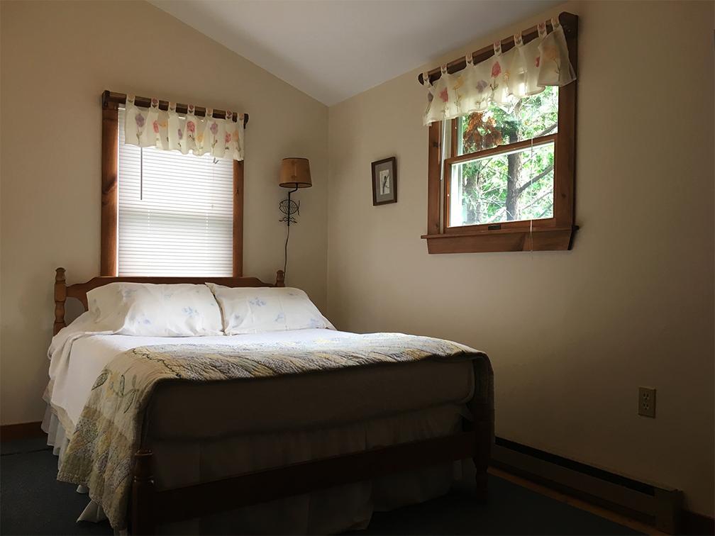 Double bedroom, 2nd floor
