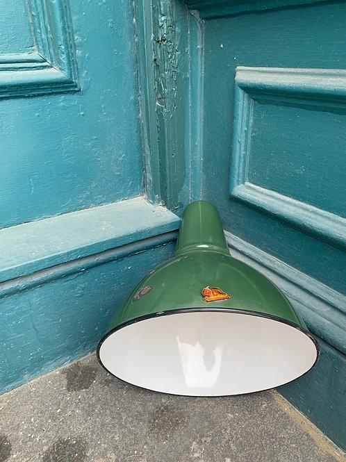 1920s Benjamin RLM Enamel Dome Light